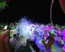 Пенная вечеринка на пляже