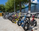 Прокат машинок и велосипедов