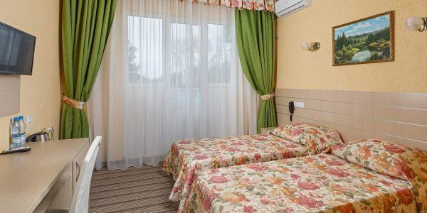 Джемете отель Лазурный Берег Анапа, официальный сайт продаж